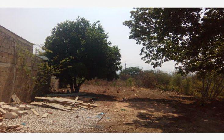 Foto de terreno habitacional en venta en carretera internacional tramo las flechas, las flechas, chiapa de corzo, chiapas, 1845888 no 02