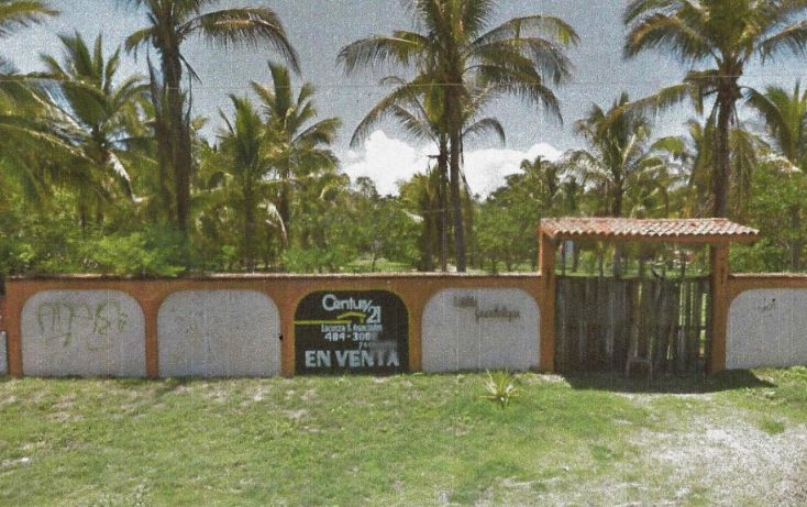 Foto de terreno habitacional en venta en carretera la barrapie de la cuesta 0, aguas blancas, coyuca de benítez, guerrero, 1700248 no 03