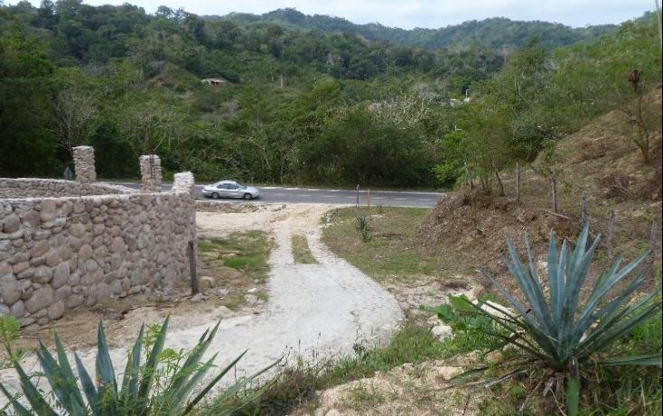 Foto de terreno habitacional en venta en carretera, las juntas del tuito puente la puchiteca, cabo corrientes, jalisco, 387648 no 04