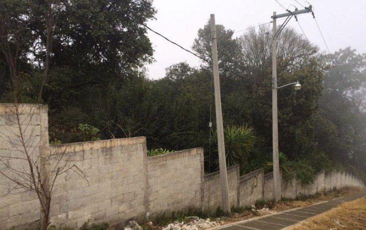Foto de terreno habitacional en venta en carretera libramiento 34, la garita, teziutlán, puebla, 1847040 no 02