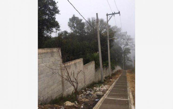 Foto de terreno habitacional en venta en carretera libramiento 34, la garita, teziutlán, puebla, 1847040 no 03
