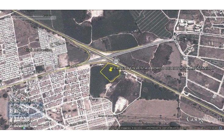 Foto de terreno habitacional en venta en  158, tapeixtles, manzanillo, colima, 1929217 No. 03