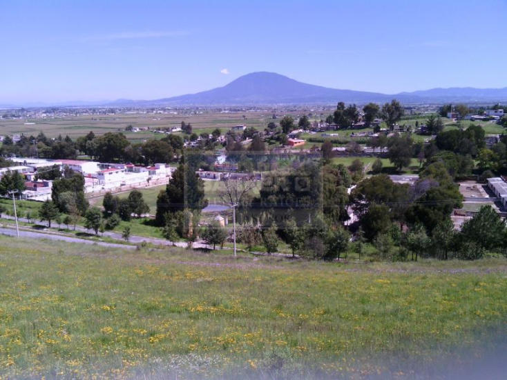 Foto de terreno habitacional en venta en carretera libre a atlacomulco