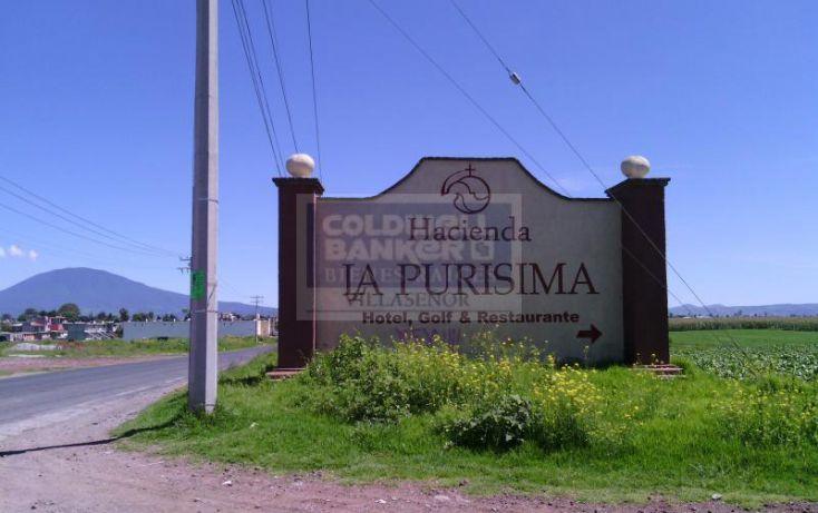 Foto de terreno habitacional en venta en carretera libre a atlacomulco ex hacienda la pursima, san francisco ixtlahuaca, ixtlahuaca, estado de méxico, 345791 no 01