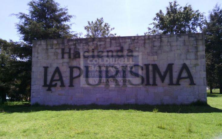 Foto de terreno habitacional en venta en carretera libre a atlacomulco ex hacienda la pursima, san francisco ixtlahuaca, ixtlahuaca, estado de méxico, 345791 no 02
