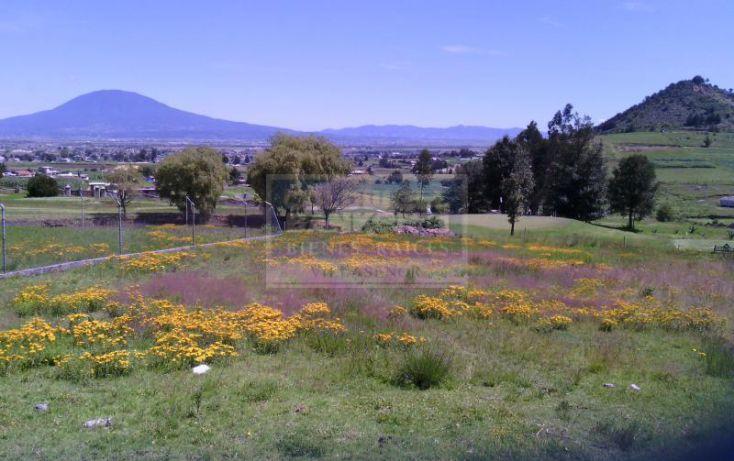 Foto de terreno habitacional en venta en carretera libre a atlacomulco ex hacienda la pursima, san francisco ixtlahuaca, ixtlahuaca, estado de méxico, 345791 no 03