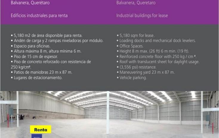 Foto de nave industrial en renta en carretera libre a celaya kilometro 8 +400, balvanera, corregidora, querétaro, 754155 No. 03