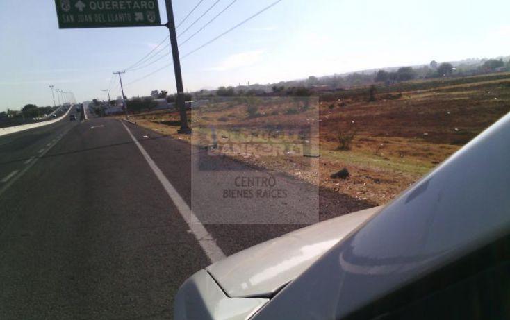 Foto de terreno habitacional en venta en carretera libre a celaya, san isidro del llanito, apaseo el alto, guanajuato, 784995 no 03