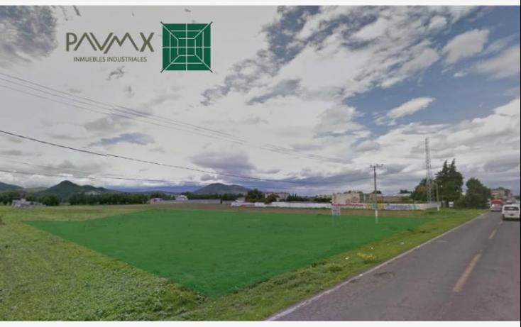 Foto de terreno comercial en venta en carretera libre méico  piramides, acolman centro, santa maría acolman, acolman, estado de méxico, 531801 no 01