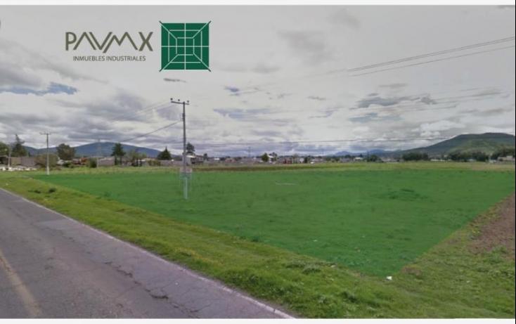 Foto de terreno comercial en venta en carretera libre méico  piramides, acolman centro, santa maría acolman, acolman, estado de méxico, 531801 no 02