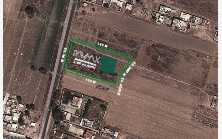 Foto de terreno comercial en venta en carretera libre méico  piramides, acolman centro, santa maría acolman, acolman, estado de méxico, 531801 no 03
