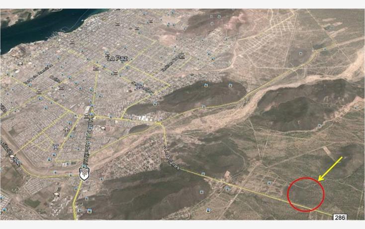 Foto de terreno habitacional en venta en carretera los planes kilometro 5, los planes, la paz, baja california sur, 1244137 No. 08