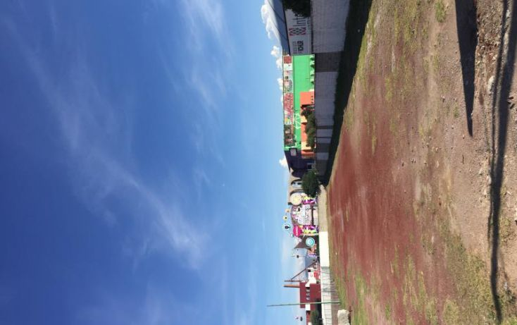 Foto de terreno comercial en venta en carretera méico pachuca 100, carlos rovirosa, pachuca de soto, hidalgo, 1451641 no 07