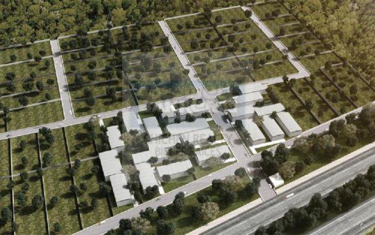 Foto de terreno habitacional en venta en carretera meridaprogreso, flamboyanes, progreso, yucatán, 1754716 no 01