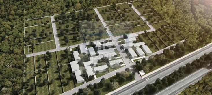 Foto de terreno habitacional en venta en carretera merida-progreso , flamboyanes, progreso, yucatán, 1754716 No. 01
