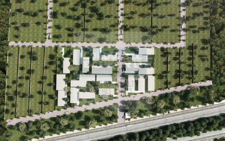 Foto de terreno habitacional en venta en carretera meridaprogreso, flamboyanes, progreso, yucatán, 1754716 no 02