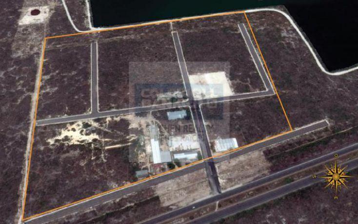 Foto de terreno habitacional en venta en carretera meridaprogreso, flamboyanes, progreso, yucatán, 1754716 no 04