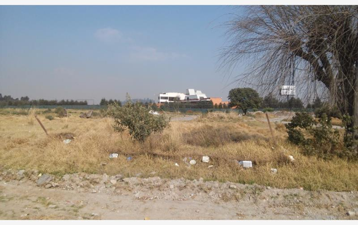 Foto de terreno comercial en venta en carretera metepec tenango 0, san miguel, metepec, méxico, 856467 No. 01