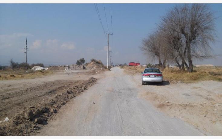 Foto de terreno comercial en venta en carretera metepec tenango, san miguel, metepec, estado de méxico, 856467 no 05