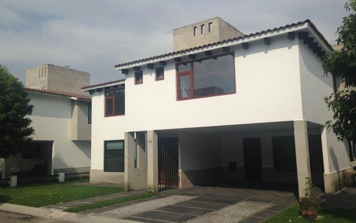 Foto de casa en venta en carretera metepec-zacango 1, loma real, metepec, m?xico, 392276 No. 01