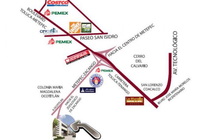 Foto de casa en renta en carretera metepeczacango 500, las jaras, metepec, estado de méxico, 1688112 no 14