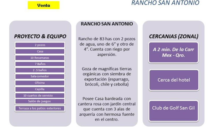 Foto de rancho en venta en carretera mexico - qro, san juan del rio nd, la mesa, san juan del r?o, quer?taro, 754231 No. 02