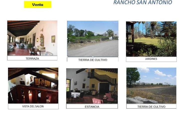 Foto de rancho en venta en carretera mexico - qro, san juan del rio nd, la mesa, san juan del r?o, quer?taro, 754231 No. 04
