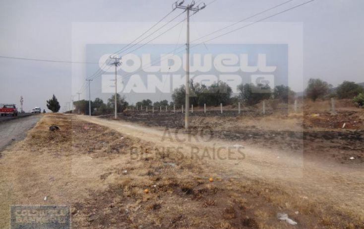 Foto de terreno habitacional en venta en carretera mexico tulancingo, san pablo ixquitlan, san martín de las pirámides, estado de méxico, 1947565 no 01