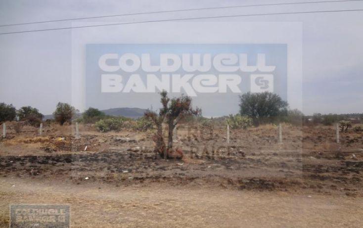 Foto de terreno habitacional en venta en carretera mexico tulancingo, san pablo ixquitlan, san martín de las pirámides, estado de méxico, 1947565 no 02