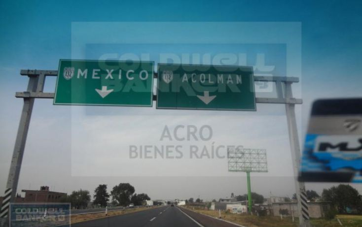 Foto de terreno habitacional en venta en carretera mexico tulancingo, san pablo ixquitlan, san martín de las pirámides, estado de méxico, 1947565 no 04