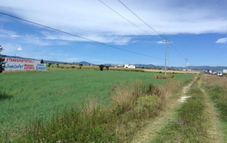 Foto de terreno comercial en venta en carretera méxico veracruz 136, calpulalpan centro, calpulalpan, tlaxcala, 1206415 No. 06