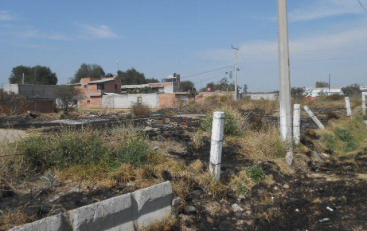 Foto de terreno habitacional en venta en carretera méxicoqueretaro parcela 311 b, el sáuz alto, pedro escobedo, querétaro, 1715184 no 01