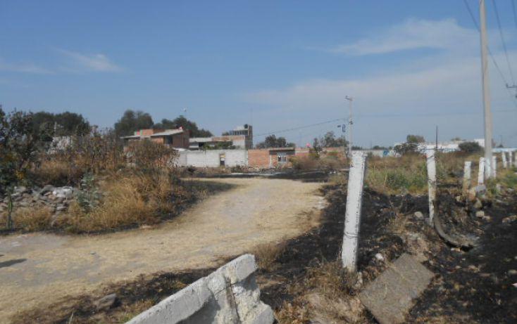 Foto de terreno habitacional en venta en carretera méxicoqueretaro parcela 311 b, el sáuz alto, pedro escobedo, querétaro, 1715184 no 02