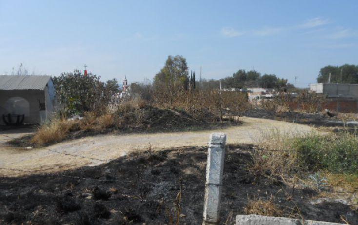 Foto de terreno habitacional en venta en carretera méxicoqueretaro parcela 311 b, el sáuz alto, pedro escobedo, querétaro, 1715184 no 03