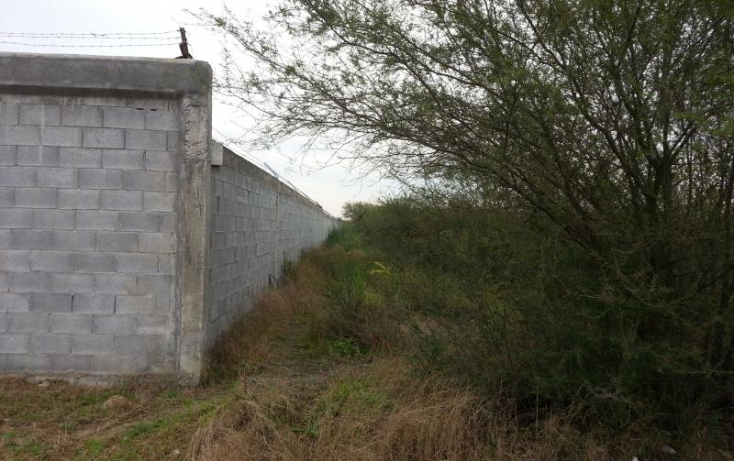 Foto de terreno habitacional en venta en carretera monterrey a reynosa km 49, san juan, cadereyta jiménez, nuevo león, 825285 no 08