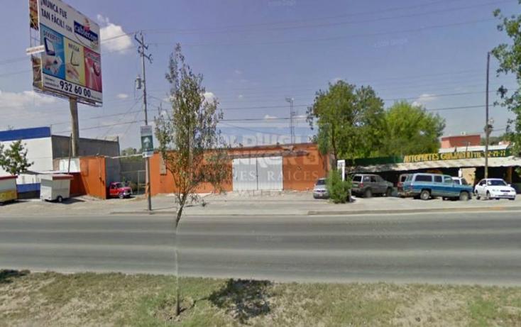 Foto de terreno comercial en venta en carretera monterrey , granjas económicas del norte, reynosa, tamaulipas, 1836734 No. 01