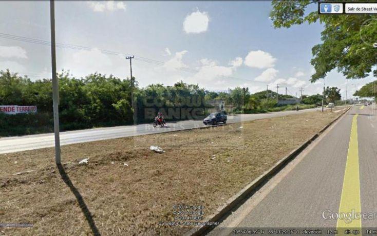 Foto de terreno habitacional en venta en carretera mrida umn, uman, umán, yucatán, 1754462 no 05