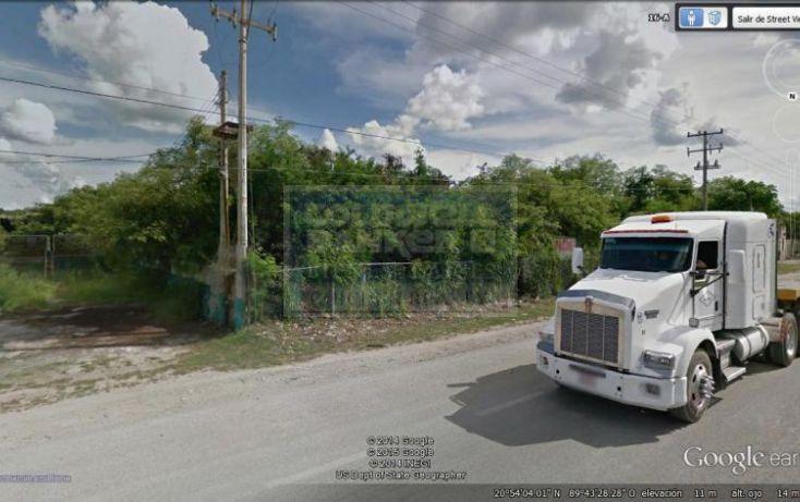 Foto de terreno habitacional en venta en carretera mrida umn, uman, umán, yucatán, 1754462 no 06