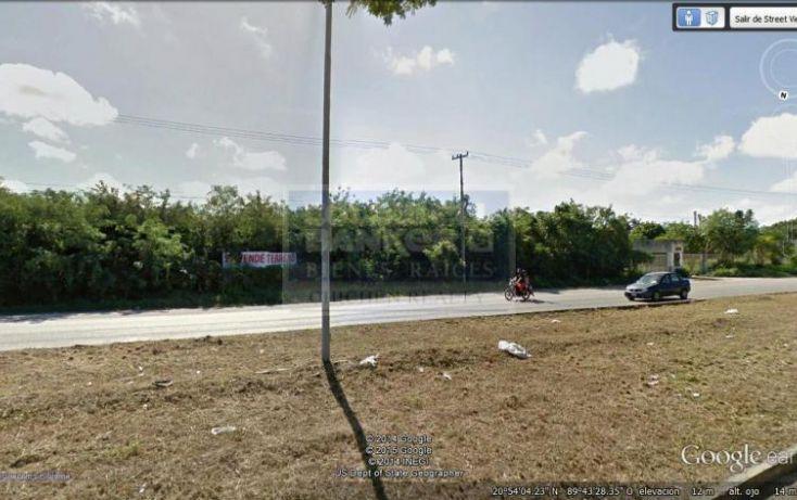 Foto de terreno habitacional en venta en carretera mrida umn, uman, umán, yucatán, 1754462 no 09