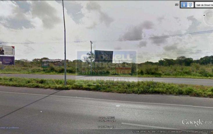 Foto de terreno habitacional en venta en carretera mridaprogreso, chablekal, mérida, yucatán, 1754382 no 04