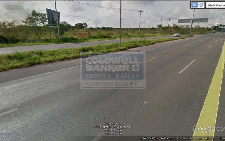 Foto de terreno habitacional en venta en carretera mridaprogreso, chablekal, mérida, yucatán, 1754382 no 05
