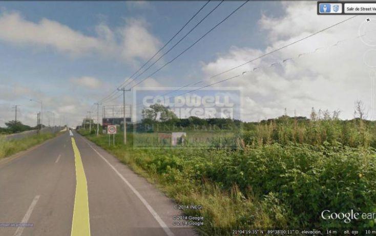 Foto de terreno habitacional en venta en carretera mridaprogreso, chablekal, mérida, yucatán, 1754382 no 06