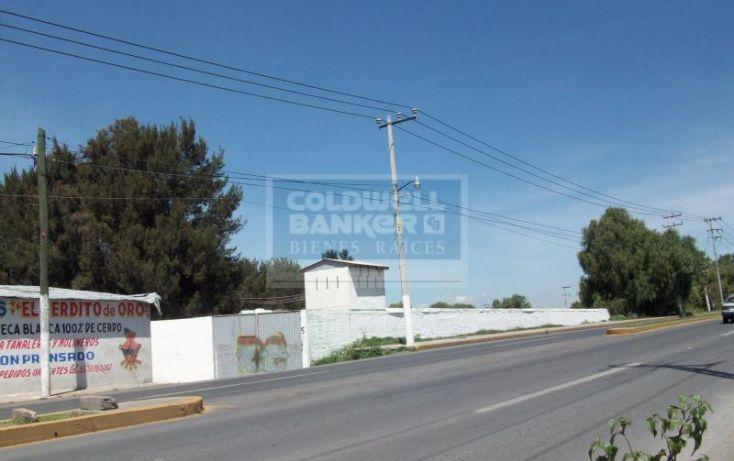 Foto de terreno habitacional en venta en carretera mxico zumpango sn, san lucas xolox, tecámac, estado de méxico, 315869 no 02