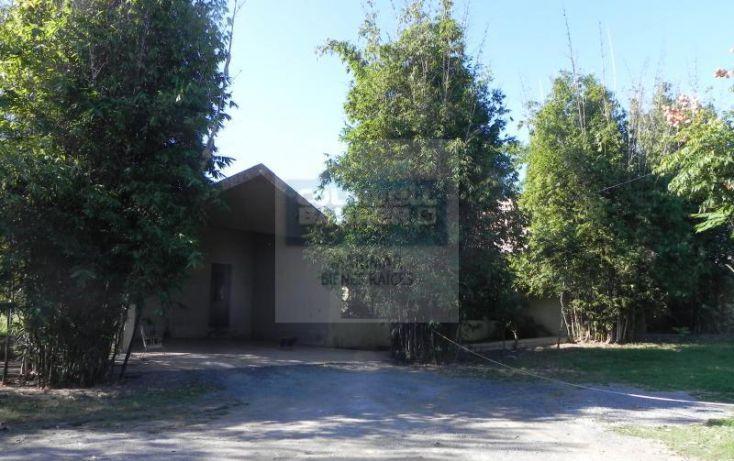 Foto de casa en venta en carretera nacional km 258, las misiones, santiago, nuevo león, 1512483 no 01