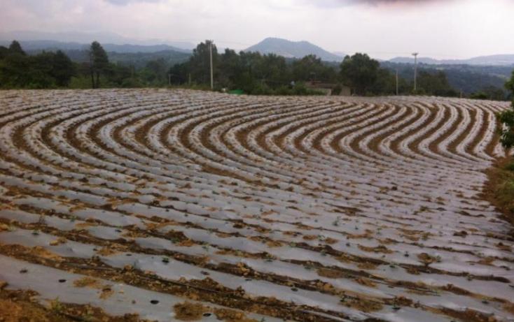 Foto de terreno habitacional en venta en carretera nepantla de sor juana inés 4, nepantla de sor juana inés, tepetlixpa, estado de méxico, 854067 no 02