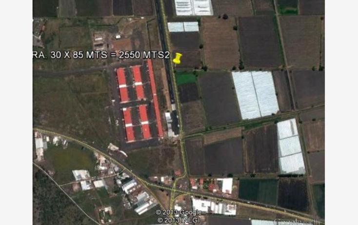 Foto de terreno habitacional en venta en carretera nonumber, la rinconada, zamora, michoac?n de ocampo, 469839 No. 02