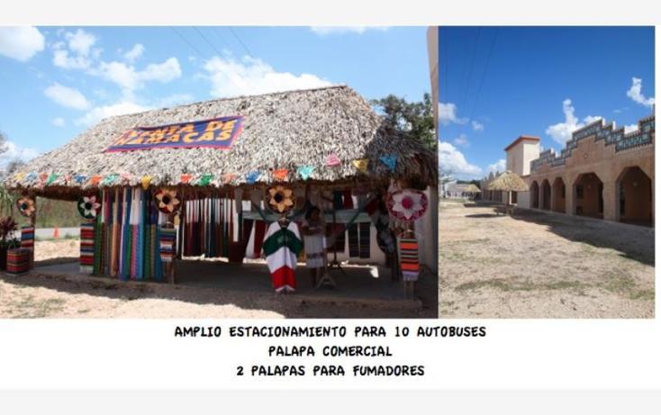Foto de rancho en venta en carretera nueva a ekbalam 9099, temozon, temozón, yucatán, 1361497 no 02