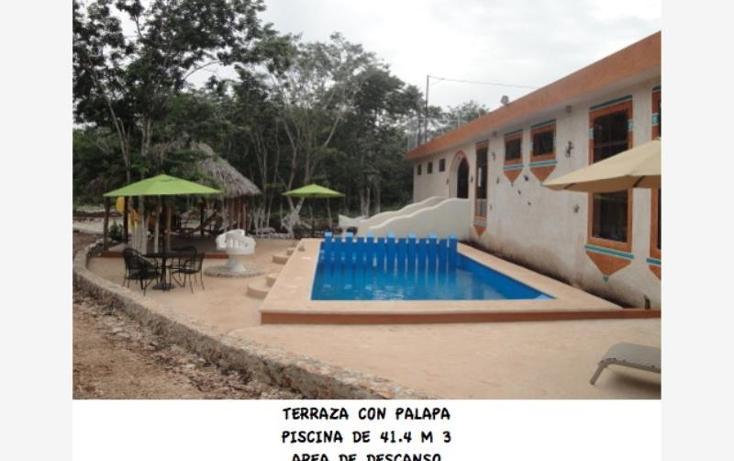 Foto de rancho en venta en carretera nueva a ekbalam 9099, temozon, temozón, yucatán, 1361497 no 05