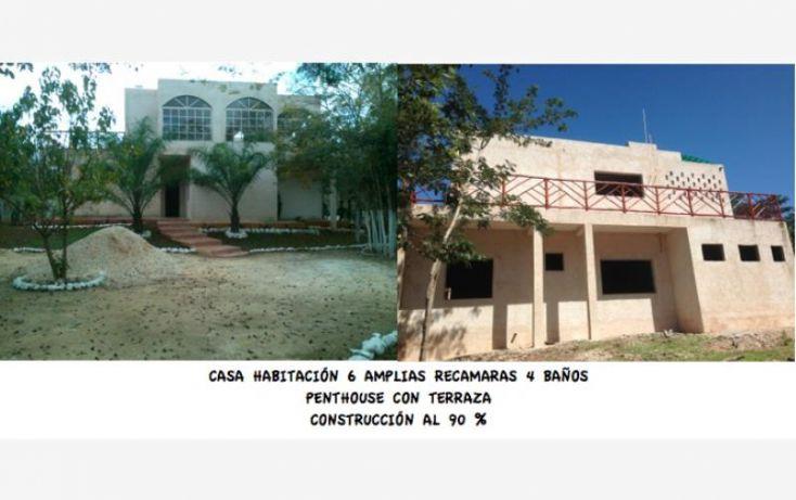 Foto de rancho en venta en carretera nueva a ekbalam 9099, temozon, temozón, yucatán, 1361497 no 12