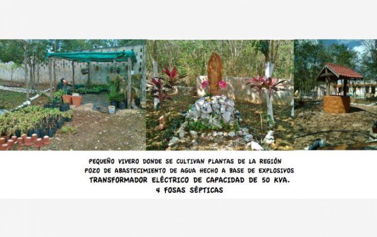 Foto de rancho en venta en carretera nueva a ekbalam 9099, temozon, temozón, yucatán, 1361497 no 15